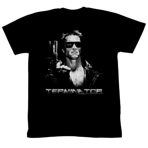 Terminator -  T-shirt - Uomo nero XXL