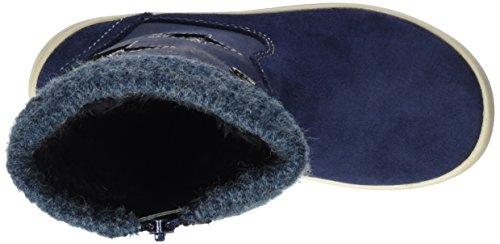 indigo by Clarks Stiefelette, Bottes haute Bleu - Blau (830 Navy VL)