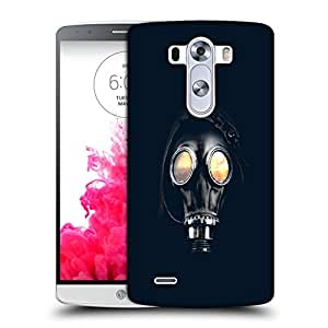 Snoogg Astro Mask Designer Protective Back Case Cover For LG G3