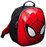 Best Spider-Man Book Bags For Boys - Spiderman Backpack Red Travel Bags for Kids Review