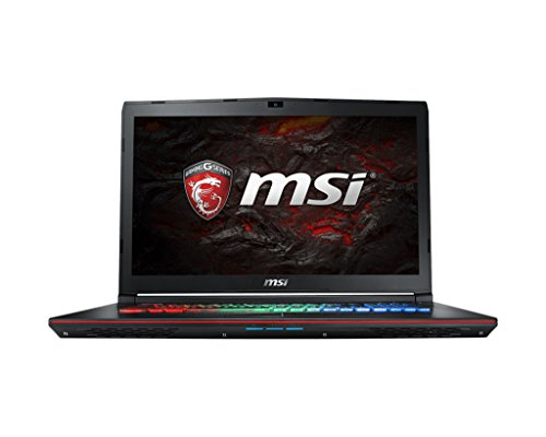 'MSI ge72vr 7rf-408 Apache Pro Notebook de Gaming, pantalla de 17.3 (Intel Core i7, HDD de 1256 GB, GTX 1060