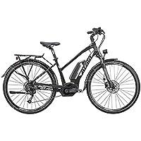 Bicicleta eléctrica de trekking con pedalada assistita Atala b-tour S PVW Lady, mujer