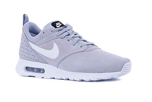 Nike Air Max Tavas, Sneakers basses homme wolf grey white black 005