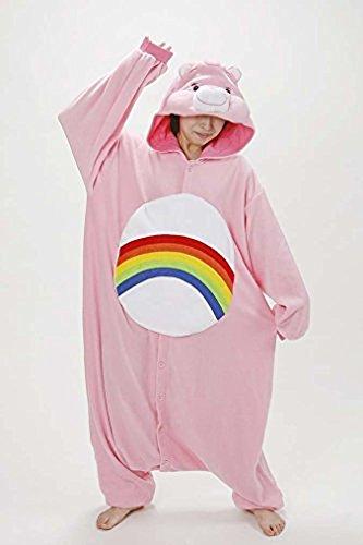 Cosplay Kostüme Tierkostüme Erwachsene Pyjamas Kostüm Pyjamas Schlafanzug Nachtwäsche Kostüm in Weihnachten Halloween (X-Large) ()