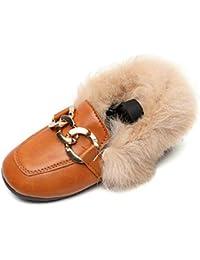 40edfebb9 Amazon.es  Marrón - Mocasines   Zapatos para niña  Zapatos y ...