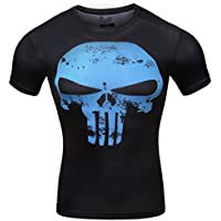 Cody Lundin® Movie Theme Uomo Sport Manica Corta Tee Fitness