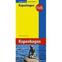 Plan de ville : Copenhague (avec un index)