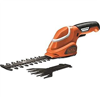 BLACK+DECKER GSL700 7V Li-Ion Cordless Shear Shrubber Kit