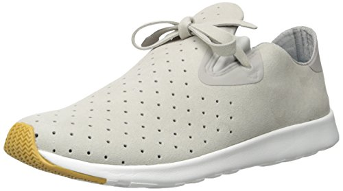 Native Unisex Apollo Moc Fashion Sneaker, Jiffy Blk/Jiffy Blk, 11