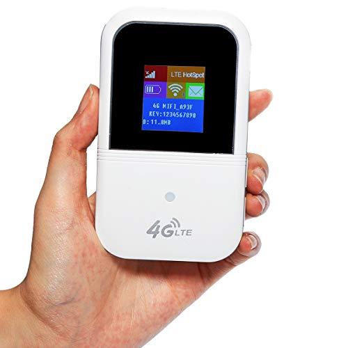 YONGYAO 4G LTE WiFi Router Mini Fdd Tdd Cat 4 150Mbps Wireless Broadband Tragbar Hotspot Mobiltelefon 4G