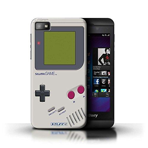Stuff4® Hülle/Hülle für BlackBerry Z10 / Nintendo Game Boy Muster/Spielkonsolen Kollektion