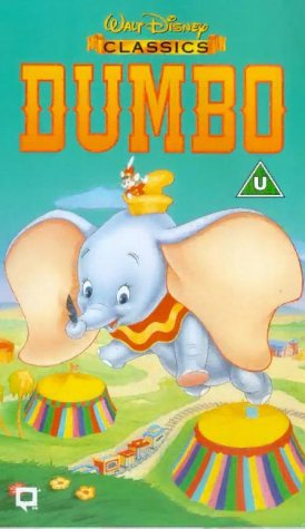 dumbo-1941-disney-vhs-1942