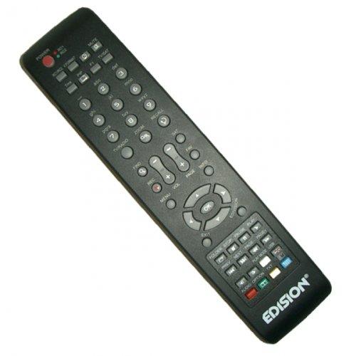 Edision - Telecomando originale per Edision Argus Piccollo/Mini IP ...