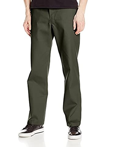 Dickies Herren Sporthose Streetwear Male Pants Original Work, Grün (Olive Green Og), 36W / 32L