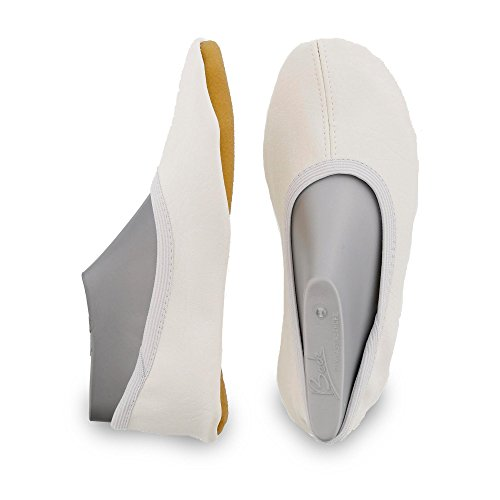 Beck Chaussures De Gymnastique Blanc