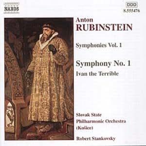 Rubinstein: Symphonies Vol. 1