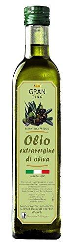Olio extra vergine d'oliva 100% italiano 750ml.