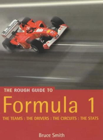 The Rough Guide to Formula 1 (Rough Guide Travel Guides)