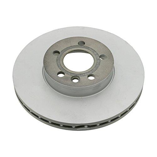 Preisvergleich Produktbild febi bilstein 26118 Bremsscheibensatz (vorne,  2 Bremsscheiben),  innenbelüftet,  Lochzahl 5