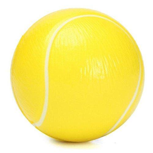 all Fitness Training von Hand Handgelenk Stress Relief Ball, gelb ()