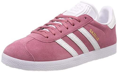 adidas Gazelle W, Zapatillas para Mujer, Morado (Trace Maroon Footwear White 0), 37 1/3 EU