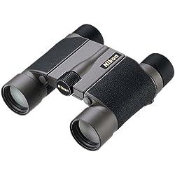 Nikon HG-L DCF 10x25 Jumelles Pliable, Ultra Compact et Optique Haut de Gamme