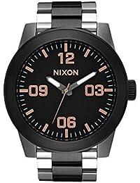 Nixon Unisex Erwachsene-Armbanduhr A346-2051-00
