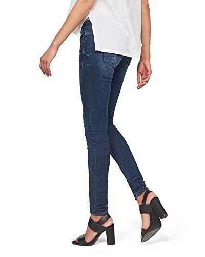 G-STAR RAW Damen 3301 Low Waist Skinny Jeans