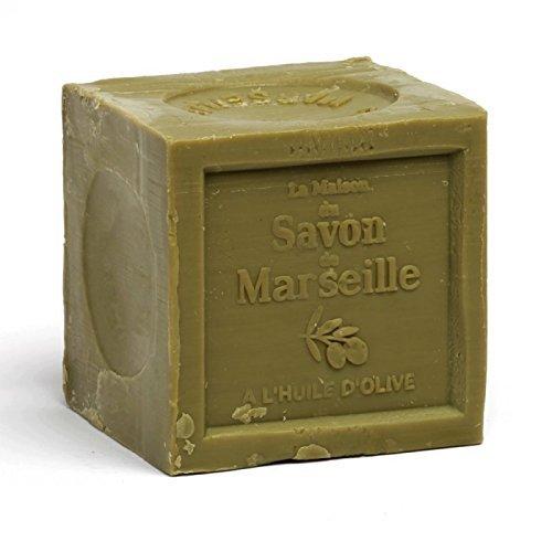 Savon Cube 300 g 72% Huile d'Olive - Maison du Savon de Marseille