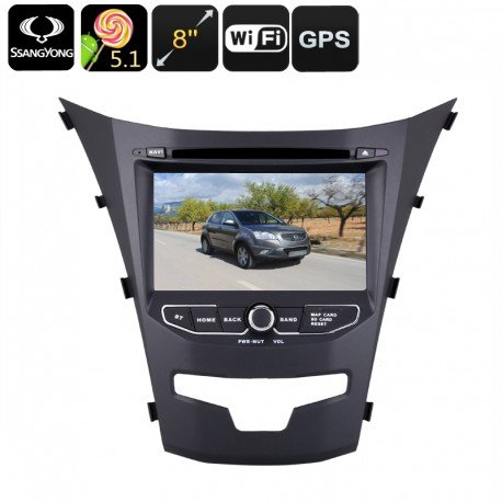 Auto DVD-Player Doppel-DIN, 7 Zoll, 3 G, Android 5.1.1, Region Free DVD GPS, Quad-Core CPU, par ()