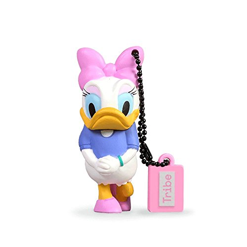Tribe disney daisy duck chiavetta usb 2.0 da 8 gb