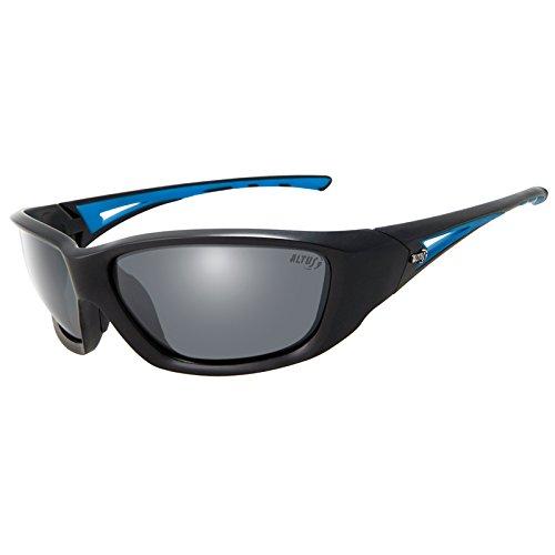 Altus 50602 ml-occhiali da sole da uomo, taglia unica, colore: nero