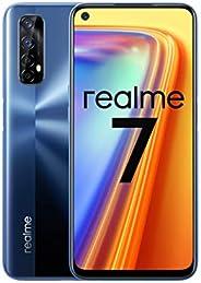 "realme 7 - Smartphone de 6.5"", 8GB RAM + 128GB ROM, Pantalla LCD FHD+, procesador Octa-Core Helio G95 Gam"