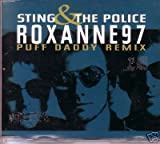 STING & THE POLICE CD - Roxanne 97 (Puff Daddy remix)