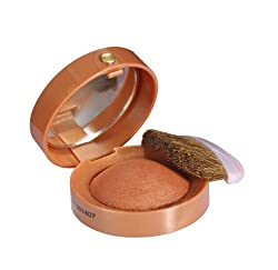 Bourjois Little Round Pot Blush - 2.5g (10 Chataigne Doree)