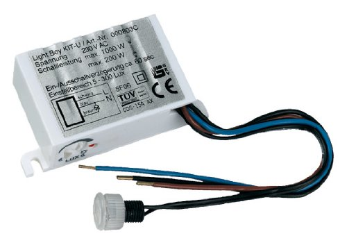 Preisvergleich Produktbild GEV Dämmerungsschalter LCI 803