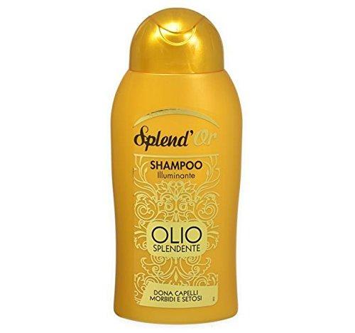 SPLEND'OR SHAMPOO ILLUMINANTE OLIO SPLENDENTE 300ML