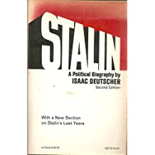 Stalin: A Political Biography (Galaxy Books)