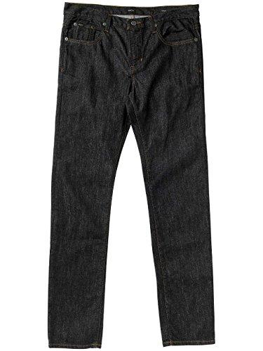 Herren Jeans Hose RVCA Spanky Jeans Deep Indigo