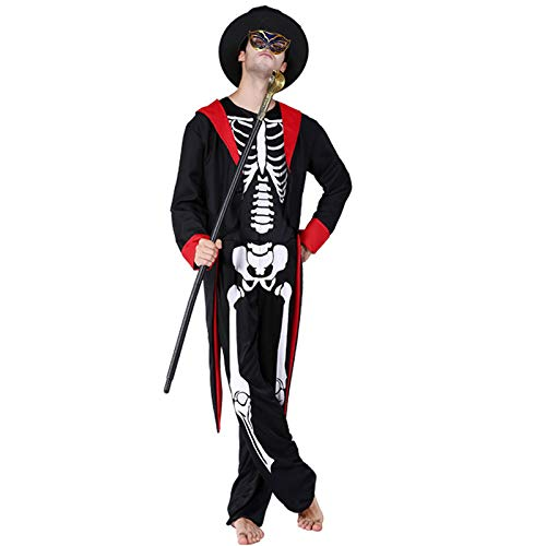 Party DIY Decorations - Halloween Performance Costume Dress Horror Skeleton Ghost Doctor Cos Suit Blood Sucking Nurses Wear - Decorations Party Party Decorations Flower Rainbow Craft Birt