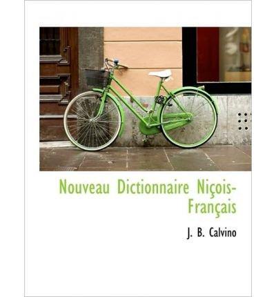 Nouveau Dictionnaire Ni OIS-Fran Ais (Paperback)(French) - Common