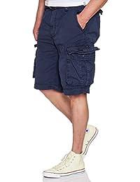 JET LAG Take off 8 Cargo Shorts mit Gürtel in fünf verschiedenen Farben