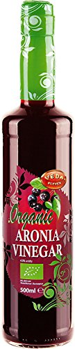 ORGANIC ARONIA VINEGAR (with Mother)-500ml.