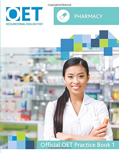 OET Pharmacy: Official OET Practice Book 1 por Cambridge Boxhill Language Assessment