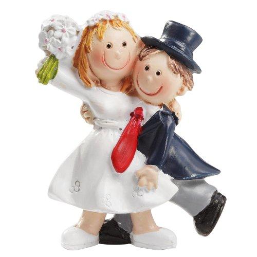 novia-novio-boda-decoracion-de-pasteles-iii