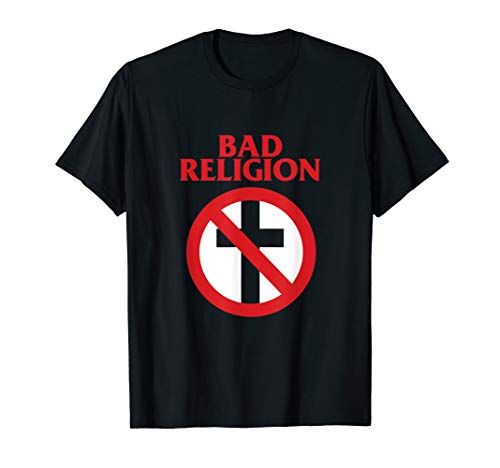 Bad Religion Crossbuster - Official Merch T-Shirt