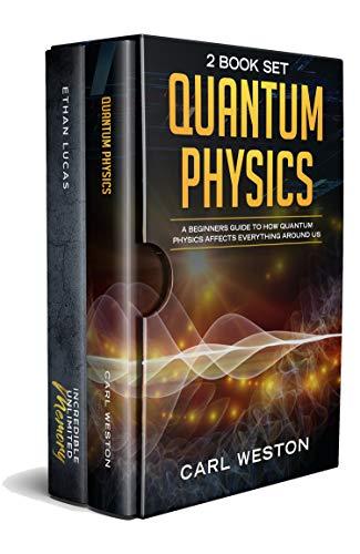 Quantum Physics & Incredible Unlimited Memory (2 Book Set ...