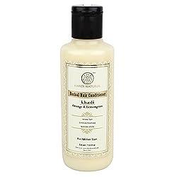 Khadi Herbal Orange Lemongrass Hair Conditioner, 210ml