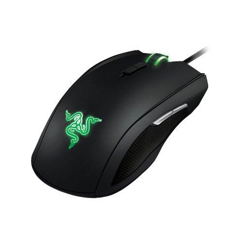 Razer Taipan - Gaming Mouse da Gioco per Ambidestri & Sensore 4G  8200 DPI, Nero