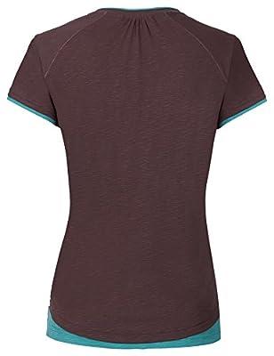 VAUDE Damen T-Shirt Skomer Print